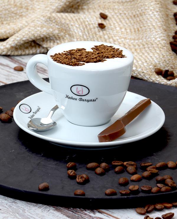 Hazır Kahve Sütlü