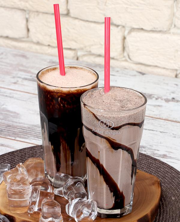 Oreo Çikolata Milkshake