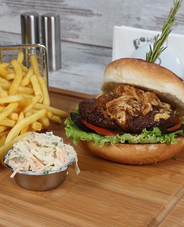 Klasik Usül Burger